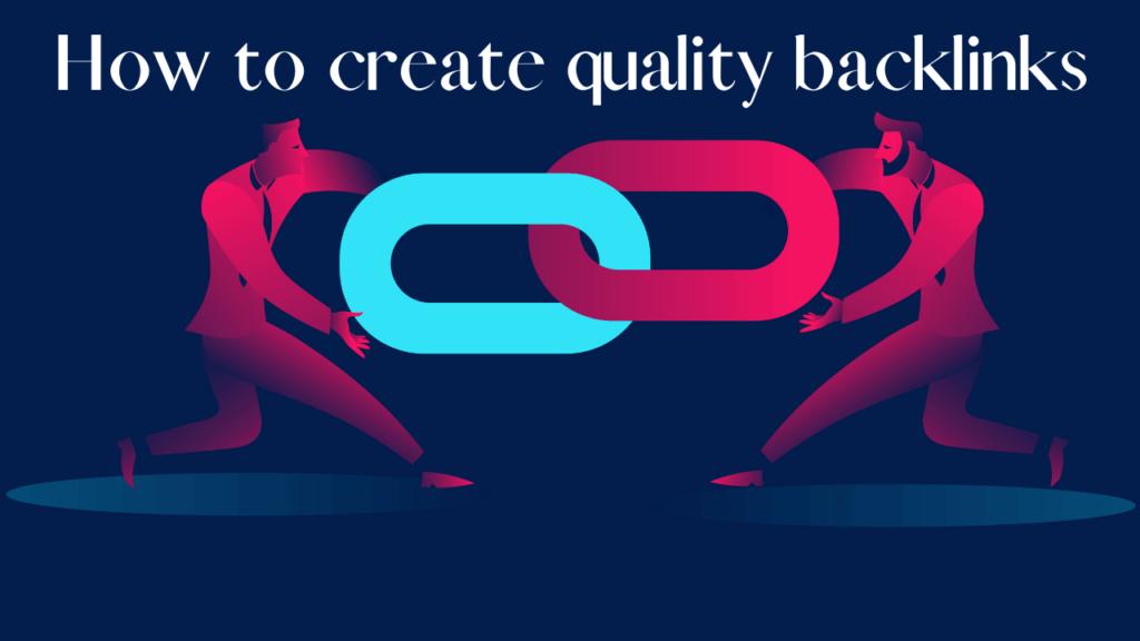 high-quality backlinks free