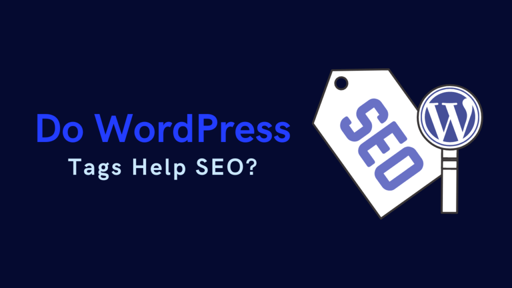Do WordPress tags help seo